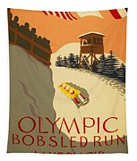 Wpa Olympic Tapestry