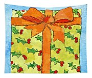 Wrapped Gift Tapestry