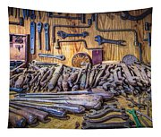 Wrenches Galore Tapestry