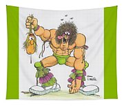 Wrestlemania Tapestry