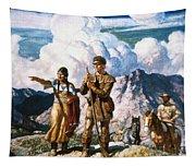 Wyeth: Sacajawea Tapestry