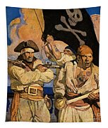 Wyeth: Treasure Island Tapestry