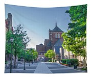 Wynn Commons - University Of Pennsylvania Tapestry