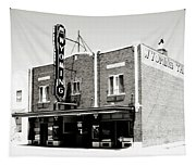 Wyoming Theater 2 Tapestry