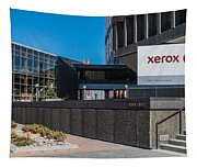 Xerox Tower Entrance Tapestry