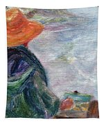 Yachats Painter Tapestry