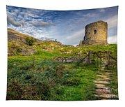 Ye Olde Path  Tapestry