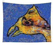 Yellow Bird Tapestry