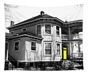 Yellow Door Tapestry