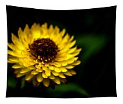 Yellow Flower 6 Tapestry