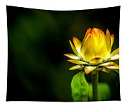 Yellow Flower 7 Tapestry