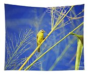 Yellow Fronted Canary Tapestry