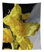 Yellow Glad 092217 1a Tapestry