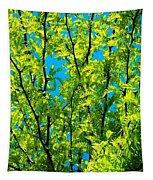Yellow ... Tapestry