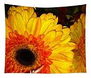 Yellow-orange Tapestry