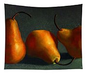 Yellow Pears Tapestry