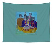 Yellow Submarine Tapestry