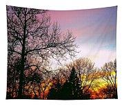Yesterday's Sky Tapestry