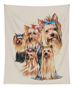 Yorkshire Terrier Tapestry