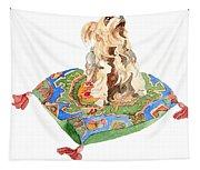 Yorkshire Terrier Tapestry