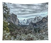 Yosemite National Park Tunnel View  Tapestry