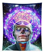 You Are Your Own God Take Responsablility Tapestry