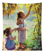 You Will Bear Much Fruit Tapestry