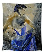 Young Girl 450150 Tapestry