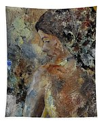 Young Girl 45156987 Tapestry