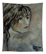 Young Girl 561110 Tapestry