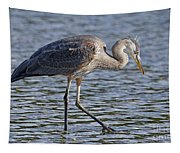Young Heron Tapestry