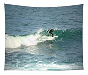 Young Surfers Four Tapestry