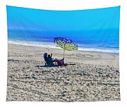 Your Own Private Beach Tapestry