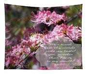 Sweet Words - Verse Tapestry