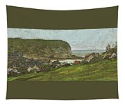 Yport And The Falaise D'aval Tapestry