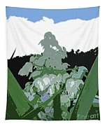 Yucca Blossom Tapestry