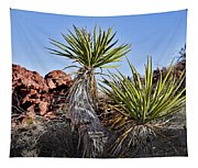 Yucca Pair Tapestry