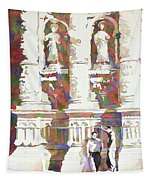 Zacatecas Cathedral Tapestry