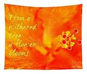 Zen Proverb 3 Tapestry