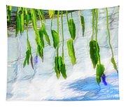 Zen Reflection Tapestry
