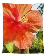 Zoo Flower Tapestry
