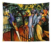 Zoological Garden Tapestry