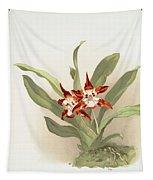 Zygopetalum Burtii Tapestry