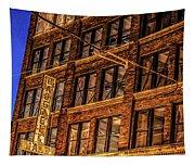 072 - Jax Building Tapestry