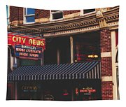 City News - Mansfield, Ohio Tapestry