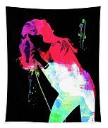 Faith Hill Watercolor Tapestry