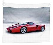 Ferrari Enzo Tapestry