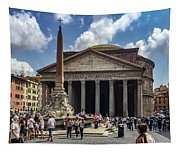 Fontana Del Pantheon Tapestry