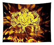 Ganesha4 Tapestry