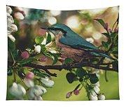 Harbinger Of Spring Tapestry
